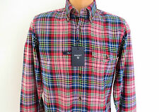 Cotton Check Regular GANT Casual Shirts & Tops for Men
