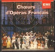 Various Composers(CD Album)French Opera Choruses-New