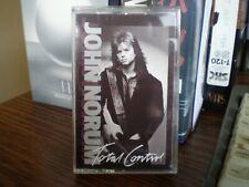 Europe John Norum Total Control Cassette wings of war the final countdown