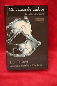 Cincizeci de umbre intunecate - E L James