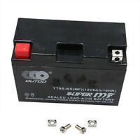 YT9B-BS YT9B-4 BATTERY for Yamaha XT660 YZF-R6 R7 YFM700R RAPTOR YP400 Majesty