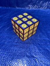 3x3 Emoji Puzzle Cube, Customizable Tension for Speedy Solving