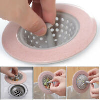 Hair Catcher Bath Drain Shower Tub Strainer Cover Sink Trap Basin Stopper Filter