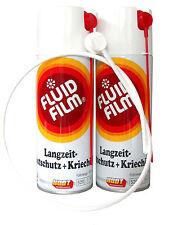 2 x Fluid Film AS-R  400 ml mit Hohlraumsonde, Rostschutz, Hohlraumschutz
