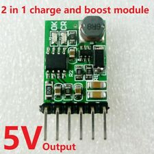 2in1 4.2V Charger & 5V Discharger Board DC DC Converter Step-up Module 18650 UPS