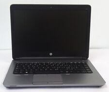 NOTEBOOK PC HP PROBOOK 645 G1 AMD A6-4400M 2.70GHz SSD240GB RAM 8GB WIN 10 PRO