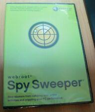 Webroot Spy Sweeper CD Rom Brand New In Plastic Wrap 2004