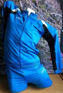 Asics Emery Team Training Suit Kids cobalt-blue (6795080868)