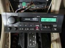 Jaguar XJ6 XJ12 XJ40 AJ 9200R Radio Cassette With Code. Please Read Ad.