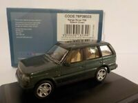 Range Rover P38 - Epsom Green, Oxford Diecast 1/76 New Release Oct - November