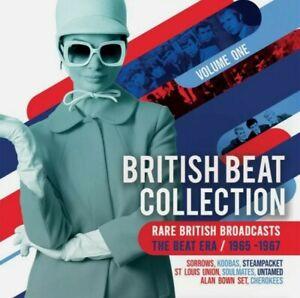 BRITISH BEAT COLLECTION,VOLUME 1.-3 CD SET ALAN BOWN KOOBAS sorrows new sealed