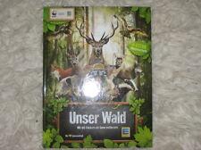Edeka Sticker Sammelkarten Unser Wald 10 Stück aus fast allen aussuchen !