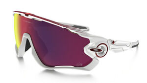 NEW Oakley Tour de France Jawbreaker - Polished White / Prizm Road, OO9290-18