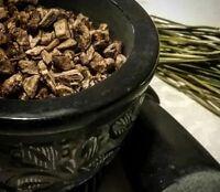 Burdock Root Cut and Sifted 100% Organic Dr Sebi MADE FRESH