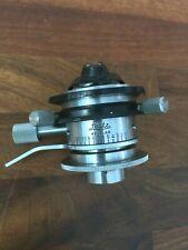 Leitz Microscopio Condensador Berek Flip Top diafragma dual ortholux Orthoplan