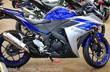 Yoshimura 2015 Yamaha YZF-R3 R3 Y-Series Slip-on Exhaust r 2MS-E47A0-V0-00