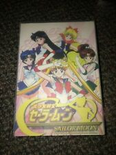 Pretty Soldier Sailor Moon The Perfect Collection Uncut Edition Japanese DVD Set