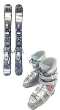 SNOWBLADE PACKAGE, New 99cm FiveForty Ski Blades, New Ski Bindings, used boots