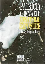 Patricia Cornwell - Unnatural Exposure (8xCass A/Book 1998) Scarpetta 8