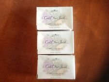 GROUP OF 3 BATH & BODY WORKS COOL CITRUS BASIL MOISTURE RICH CLEANSING BAR SOAP