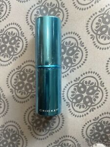 Cricket Retractable Turquoise Kabuki Make Up Brush BeautyBrush