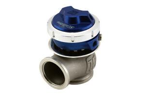 Turbosmart WG40CG GenV Compgate 40 5psi External Wastegate Compressed Gas - Blue
