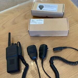 Sepura SBP8340 UHF Digital Transceiver Radio