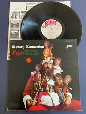 ROTARY CONNECTION Peace LP Vinyl VG+/VG+