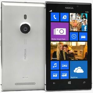 Nokia Lumia 925 - 16GB - Gray (Unlocked) Smartphone