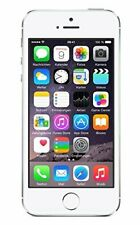 Apple iPhone 5s 16GB 4 Zoll 8MP iOS Smartphone silber - Guter Zustand!