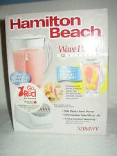 Hamilton Beach Wave Power 12 Speed Blender 52184WV