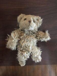Vintage Russ Brittany Jr Naked Stuffed Bear. Plush.