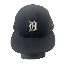 Detroit Tigers New Era  2010 MLB All-Star Patch 59FIFTY Fitted Hat Cap 8 Flat