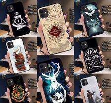 cover case carcasa coque funda iPhone 6 7 8 X XS XR 11 pro max SE harry potter