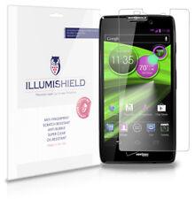 iLLumiShield Anti-bubble/print Screen Protector 3x for Motorola Droid RAZR HD
