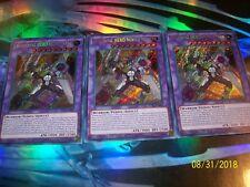 3x Elemental HERO Nebula Neos Limited Edition Secret Rare CT15-EN001 Yu-Gi-Oh!