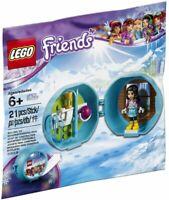 LEGO® Friends 5004920 Emma's Ski Pod (21 pieces) New