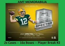 Peyton Manning Denver Broncos 2020 Panini Spectra 2X CASE 16x BOX BREAK #2