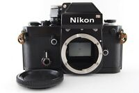 """Exc+5"" Nikon F2 + DP-1 Eye-Level Viewfinder SLR 35mm Film Camera From Japan #92"