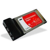 Belkin FireWire Notebook Adapter - interface cards/adapters (CardBus, Pentium...