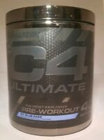 Cellucor C4 Ultimate Pre-Workout Icy Blue Razz 40 servings FREE SHIPPING