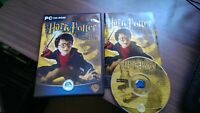Harry Potter And The Chamber Of Secrets PC CD-ROM Game -Win 95/98/2000/Me/XP.