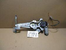 96 97 98 99 00 Honda Civic REAR Driver Side Window Regulator W/ Motor #699-E