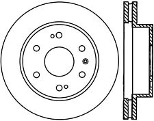StopTech DiscBrake Pad Rotor Kit Pack SLT//DRL Single Axle Sport Front 928.66015