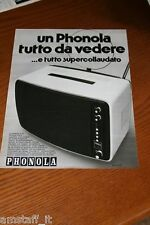 BI5=1972=PHONOLA TV TELEVISORE TELEVISIONE=PUBBLICITA'=ADVERTISING=WERBUNG=