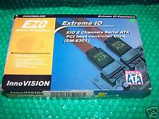 InnoVISION EIO 2 Channels Serial ATA PCI RAID Card