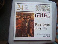 I TESORI DELLLA MUSICA=GRIEG=PEER GYNT SUITES N.1-2