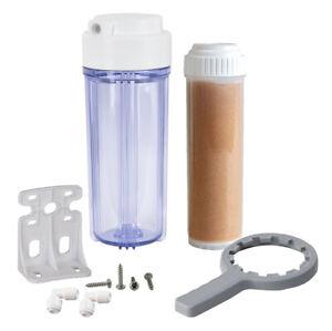"""10"""" Reverse Osmosis DI Chamber - Including Housing, Cartridge, DI Resin,"""