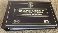 Willabee and Ward 125 years MLB Official Baseball Team Emblem Patch Collection