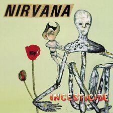 NIRVANA de incesticide GEFFEN RECORDS CD 1992
